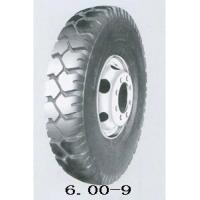 Buy cheap 6.00-9 Pneumatic Forklift Tire Tyre from wholesalers