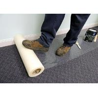 Buy cheap Customized Carpet Protection Film / Carpet Protection Tape 60cm X 100m from wholesalers