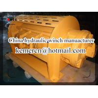 Buy cheap custom built heavy duty hydraulic winch with pull force 1-100 ton from wholesalers