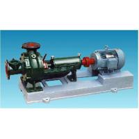 Buy cheap Centrifugal Pump ZJ Double Phase Non-clog Pulp Pump from wholesalers