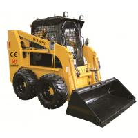 Buy cheap Wenyang machinery  new skid steer loader WY60G 850kg loading with 0.4-0.5m3 bucket from wholesalers