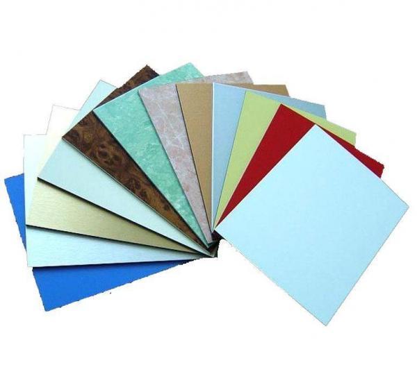 Quality Polyester Paint Aluminum Metal Composite Material, ExteriorBuildingCladdingPanels for sale