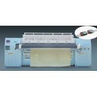 Buy cheap Double Needle Bar Lock Stitch Quilting Machine For Blanket Sofa Cushion from wholesalers