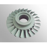 Buy cheap High temperature nickel base alloy turbo compressor wheel with vacuum investment casting product