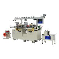 Buy cheap Industrial Flatbed Hot Stamping Die Cutting Machine Automatic Die Cutter from wholesalers