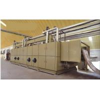 Buy cheap Knit fabric mesh-belt drying machine for drying and preshrinking from wholesalers