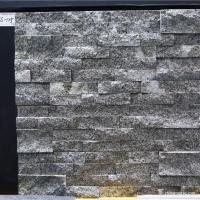 Buy cheap Natural stone , Granite Stacked Stone , Grey Granite Stone Wall Rockface Cladding from wholesalers