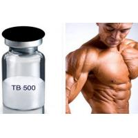 Buy cheap Lyophilized White Powder Peptide Injections Bodybuilding TB-500 For Injury Recovery CAS 77591-33-4 from wholesalers