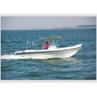 Buy cheap 8.5m pro marine rigid fishing inflatable boat for sale RIB 850 from wholesalers