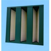 Buy cheap Medium effficiency pocket-type air filter for clean room product