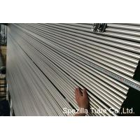 Buy cheap 12mm stainless steel tube S31803 2205 Duplex Cold Rolled Stainless Steel Round Tube ASME SA789 For Heat Exchanger product