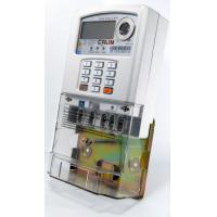 Buy cheap Extended Flush Type Single Phase Electric Meter / Digital Electricity Meter from wholesalers