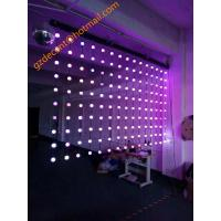 Buy cheap Stage Lighting DJ Lighting Bluetooth Control  LED Beads  LED String Lights Curtain product