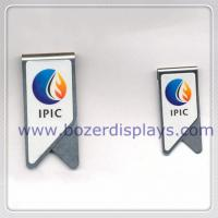 Buy cheap Silk Printing Metal paper Clip,Good Quality Metal Clip, Mini Clip from wholesalers