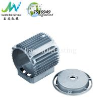Buy cheap Shot Blasting Electric Motor Housing / Motor Shell Aluminium Alloy A380 Material Made from wholesalers