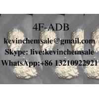 Buy cheap 4f-Adb Pure Research Lab Chemical , Chemical Raw Materials White Powder product