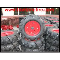 Buy cheap 4.00-8 Mini Tiller Tyres from wholesalers