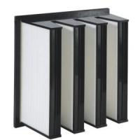 Buy cheap V-Style HEPA Filter from wholesalers