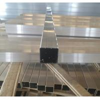 Buy cheap Magnesium Square Tube pipe AZ31 Magnesium round pipe extruded as per ASTM standard from wholesalers