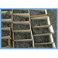 Buy cheap Q195-235 Roofing Iron Wire Nails For Construction SGS Certification from wholesalers