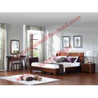 Buy cheap High Quality Wood Bedroom Furniture Set for Luxury Home from wholesalers
