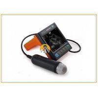 Digital Veterinary Ultrasound Scan Machine For Equine / Bovine 625G Weight