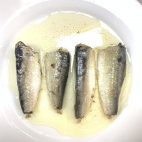 Buy cheap No Artificial Additives 125g Morocco Canned Sardines In Oil from wholesalers