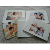 Buy cheap Stylish Customized Postcards Softcover Photo Book Beautiful Printings For Family from wholesalers