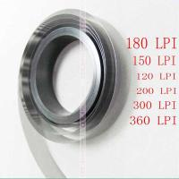 Buy cheap Solvent printer encoder strip Epson Seiko Konica printhead 150 180 200 300 360 LPI raster film product