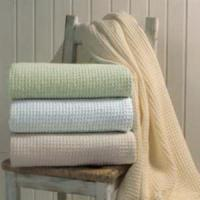 Buy cheap Cotton Waffle Blanket from wholesalers