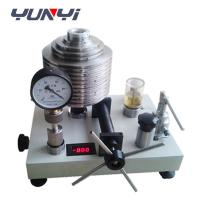 Buy cheap dead weight tester calibration from wholesalers
