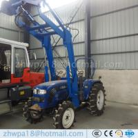 Buy cheap Manufacture earth drill for tractor Post Hole Digger/tractor digger from wholesalers