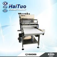 Buy cheap Compact Ultrasonic tray cake cutting machine ultrasonic food cutting machine from wholesalers