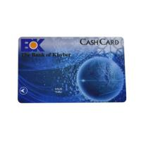 Buy cheap HF 13.56mhz Original contactless Mifare S50 1k card  ISO/IEC 14443 Type A for deposit and payment from wholesalers