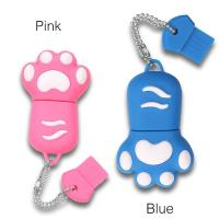 Buy cheap Cat Footprints USB Flash Drive from wholesalers