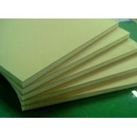 Buy cheap Self Adhesive Paper Foam Board 1220*2440*3/5/10mm Both Side Coated With Craft Paper from wholesalers