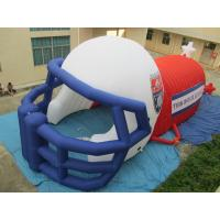 Buy cheap inflatable mascot blast tunnel for sale from wholesalers