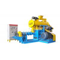 Buy cheap DSP60 0.18-0.20t/h Wet Type Fish Feed Extruder catfish feed making machine from wholesalers