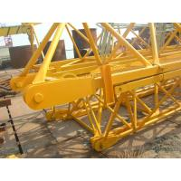 Buy cheap QTZ160P 10 tons 200m Topless Tower Crane from wholesalers