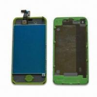 Buy cheap Resistive Touch Panels for iPhone 4G LCD, Digitizer Assembly and Back Cover Housing from wholesalers