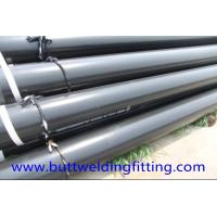 Buy cheap 10 SCH STD ASTM A106 Gr.B API Carbon Steel Pipe / CS SMLS Pipe from wholesalers