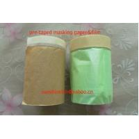 Buy cheap PMF pretaped masking film and masking paper from wholesalers