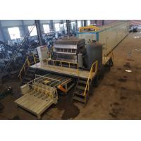 Buy cheap Egg Tray Pulp Moulding Machine Pulp Molding Production Line Waste Paper Egg Tray Machine from wholesalers