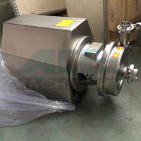 Buy cheap SS304 316 Sanitary food grade Centrifugal transfer pump  1.5hp food grade clean water pump product