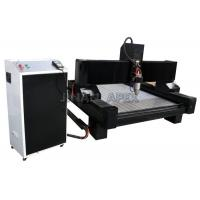 Buy cheap High Efficiency Stone CNC Router Machine For Line Engraving & Cutting & Drilling from wholesalers