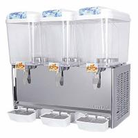 Buy cheap ​18LX3 320W Beverage Cold Drink Dispenser / Automatic Stainless Steel Hot And Cold Dispenser from wholesalers
