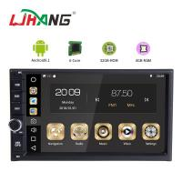 Buy cheap Built In Wifi Pure Android In Dash Car Dvd Player , Touch Panel Cd Dvd Player For Car from wholesalers