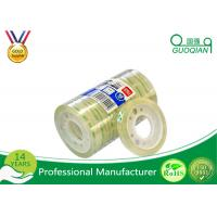 Buy cheap Clear Bopp Stationery Tape For Office Paper Sealing 5-100m Length from wholesalers