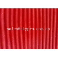 Buy cheap Commercial Anti-fatigue Wide / fine ribbed flooring rubber mats 3mm thick min. product