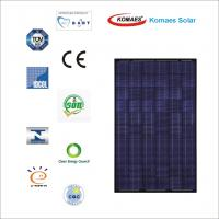 Buy cheap 250W Solar Panel with TUV IEC MCS INMETRO IDCOL SONCAP Certificate [ EU Antidumping Duty-Free ] from wholesalers